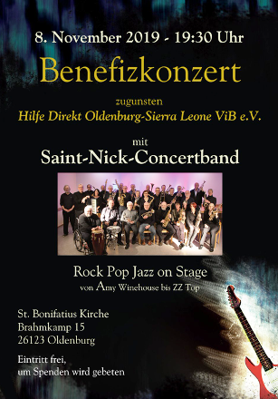 Benefizkonzert November
